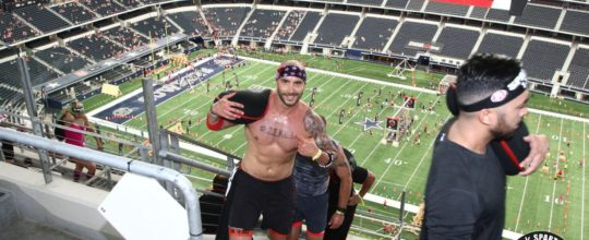 """Episode 68 Escape from Alcatraz & Spartan Sprint Recap, How to Train/Race """"Free"""", Why You Should Throw Your Scale Away"""