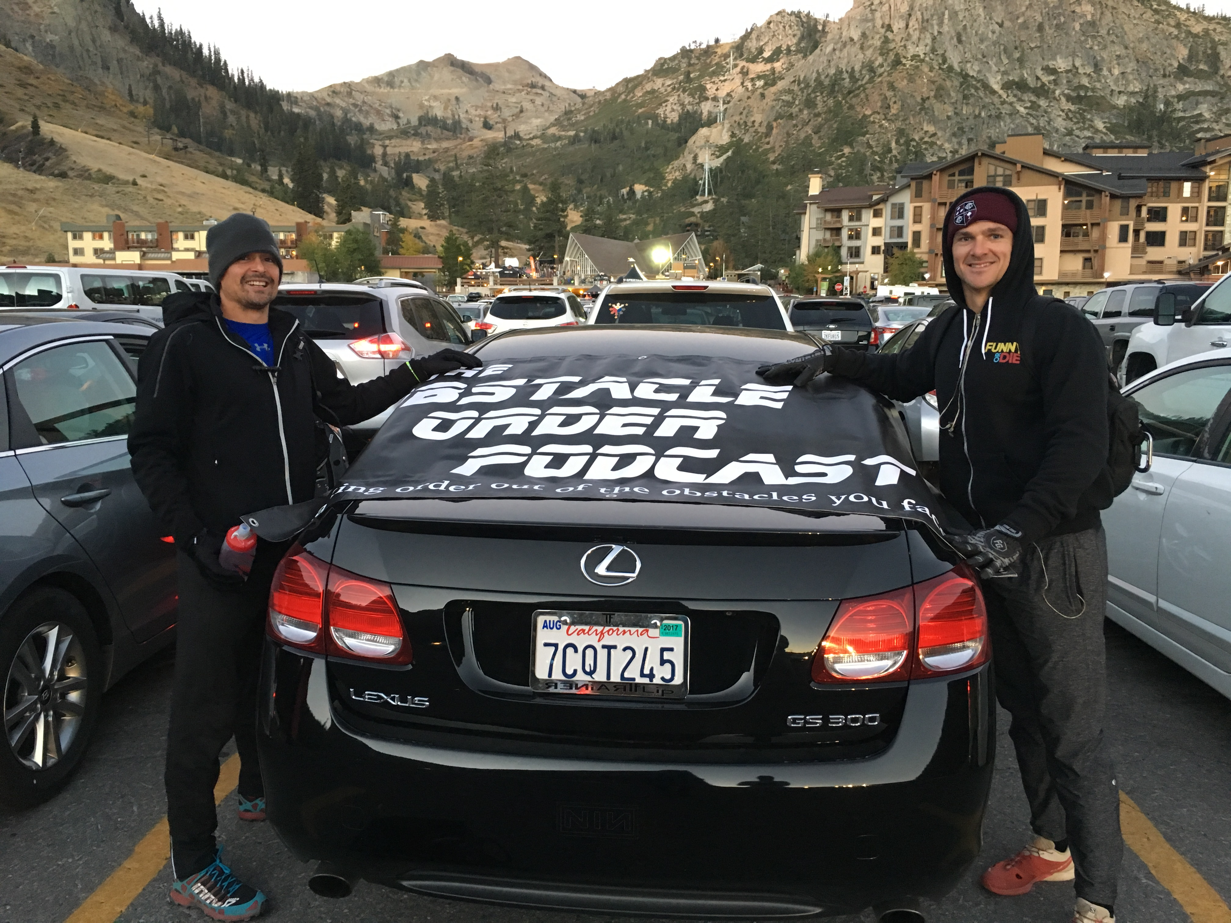 Episode 80: Interview with The Obstacle Order Podcast Hosts Phil Levi and Elijah Markstrom. We talk Spartan Worlds, Mandatory Obstacle Completion, Strategy, and More