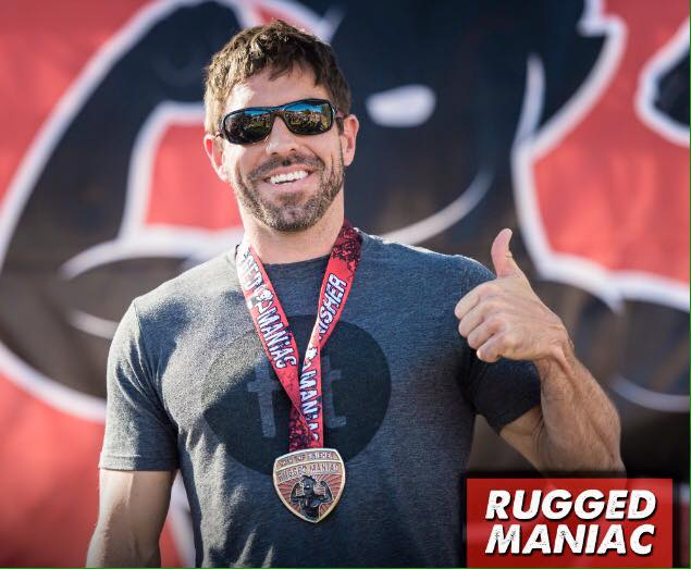 "Episode 108 Interview with Michael Mark: Have you ""hit the wall"" or Are You Just not Mentally Prepared, OCR Sports Agents, and Much More"