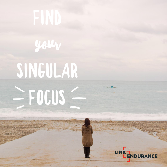Mindset & Meditation: Finding your Singular Focus