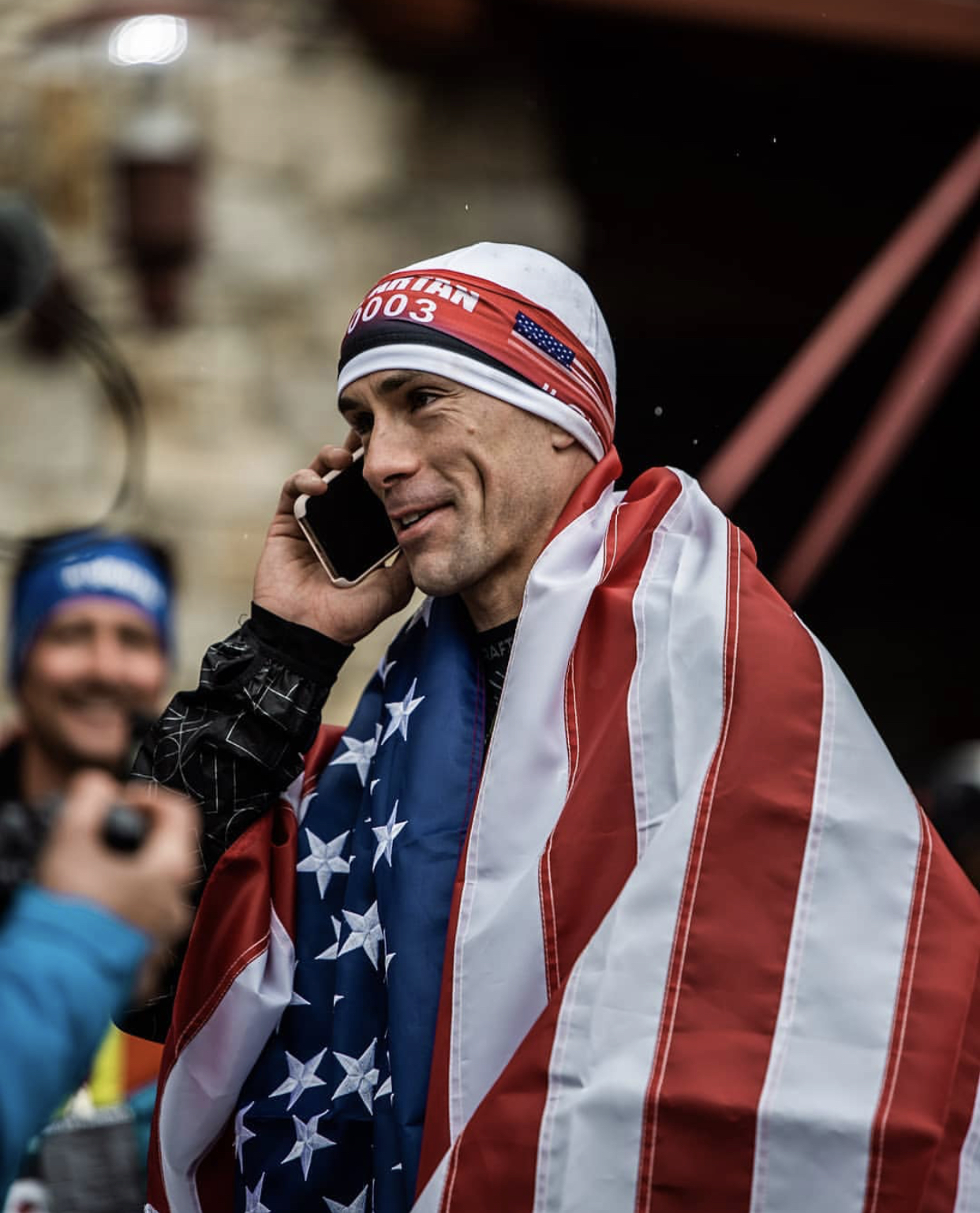 Episode 206: Spartan World Champ Robert Killian Talks Tahoe Race Controversy, His Mental Prep, Racing in Cold Weather, Iceland and More
