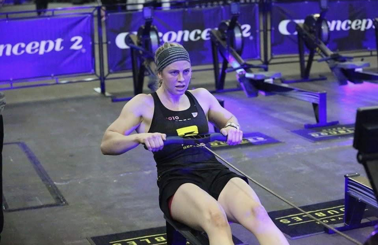 Episode 216: Alyssa Hawley Talks About Her Gym, Training for Hyrox, Spartan Worlds, & Binge TV