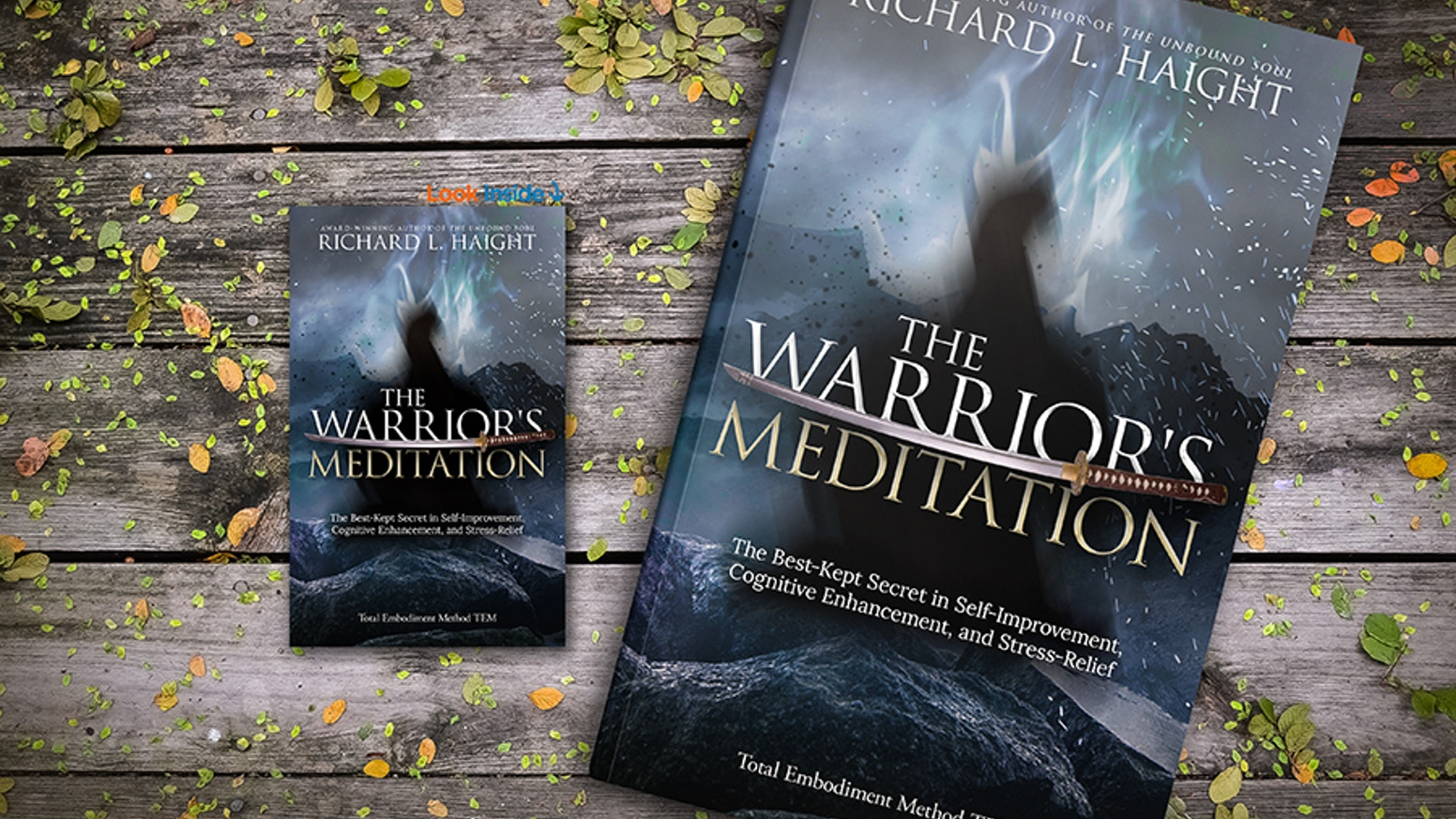 Episode 220: The Perfect Meditation for Endurance Athletes with Best Selling Author & Master of Four Samurai Arts Richard Haight