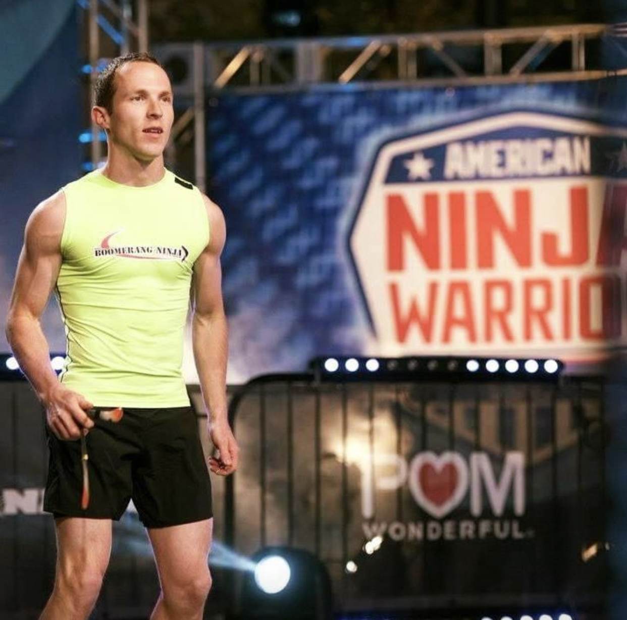 Episode 221: Get Motivated to Crush Your Training and Life with  Boomerang Champion, ANW Competitor & Spartan Pro Logan Broadbent